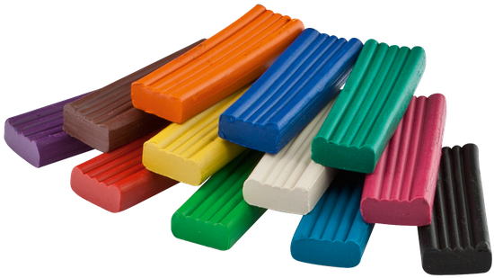 Из чего делают пластилин: производство на заводе и своими руками