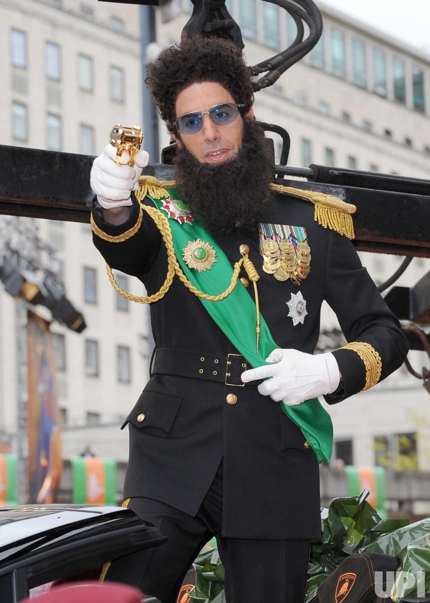 Великий диктатор — википедия. что такое великий диктатор
