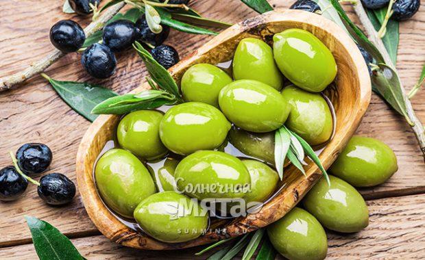 Оливки и маслины: в чем разница, польза и вред