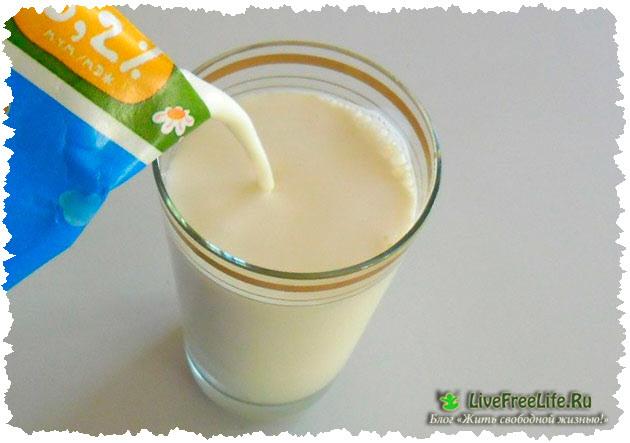 Топленое молоко: полезные свойства, противопоказания, применение