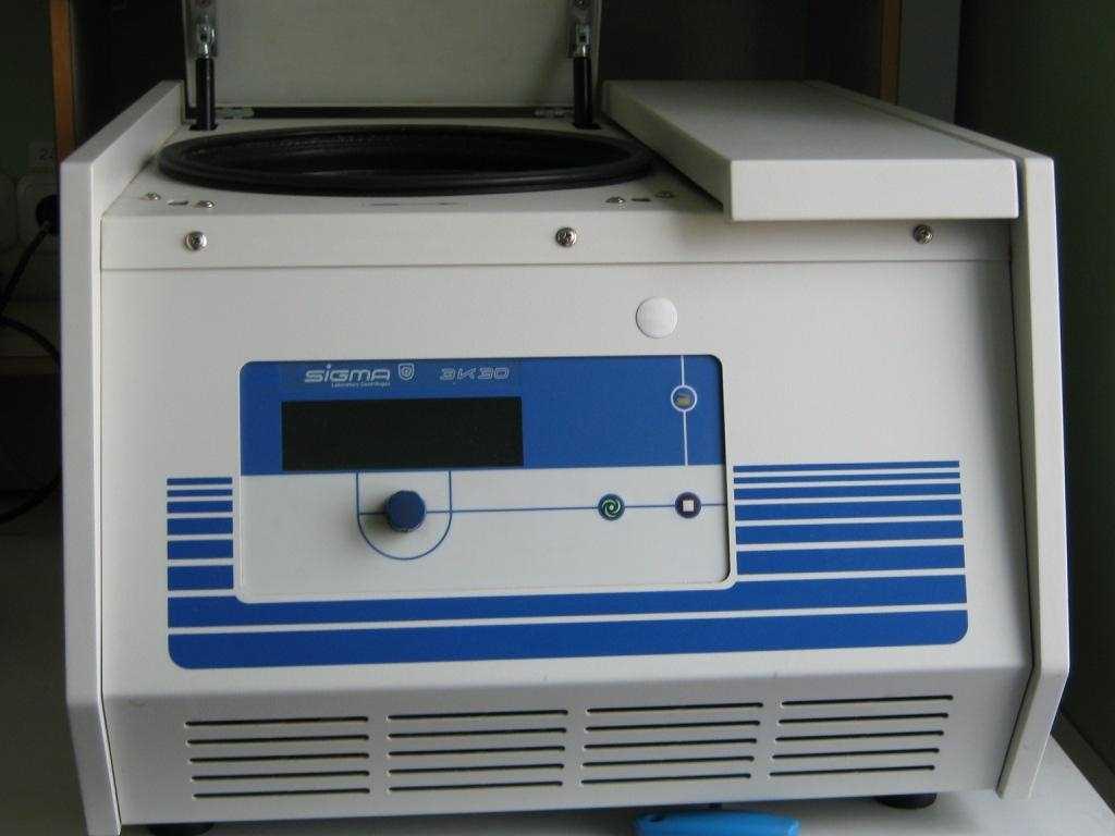Лабораторная медицинская центрифуга: особенности, описание