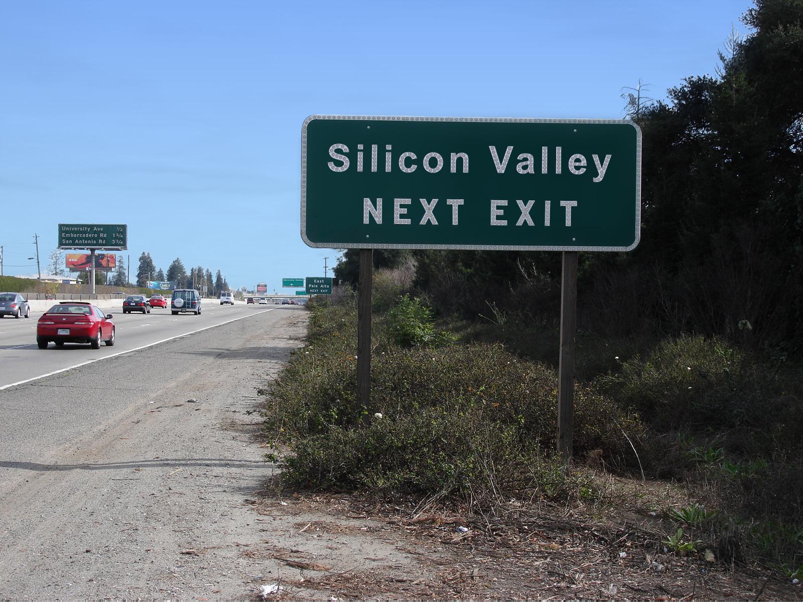 А что такое силиконовая долина то