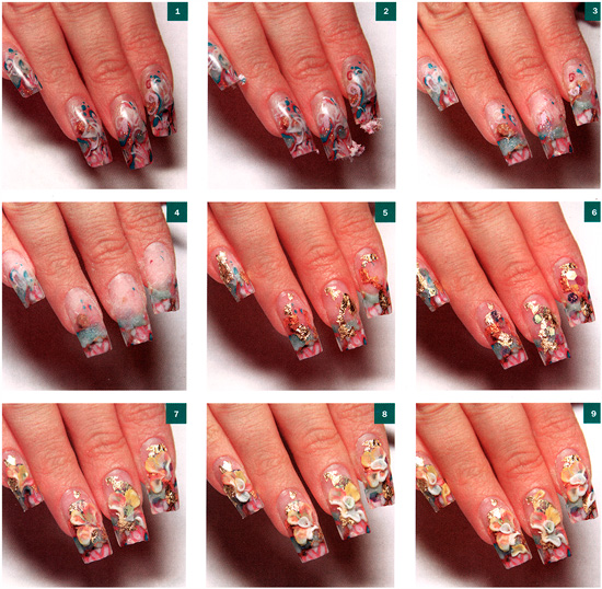 Как часто делают коррекцию нарощенных ногтей? | «ногти люкс»