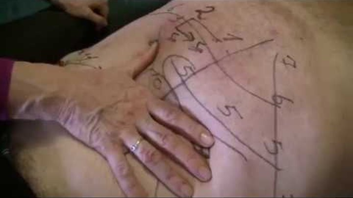 Что такое висцеральный массаж