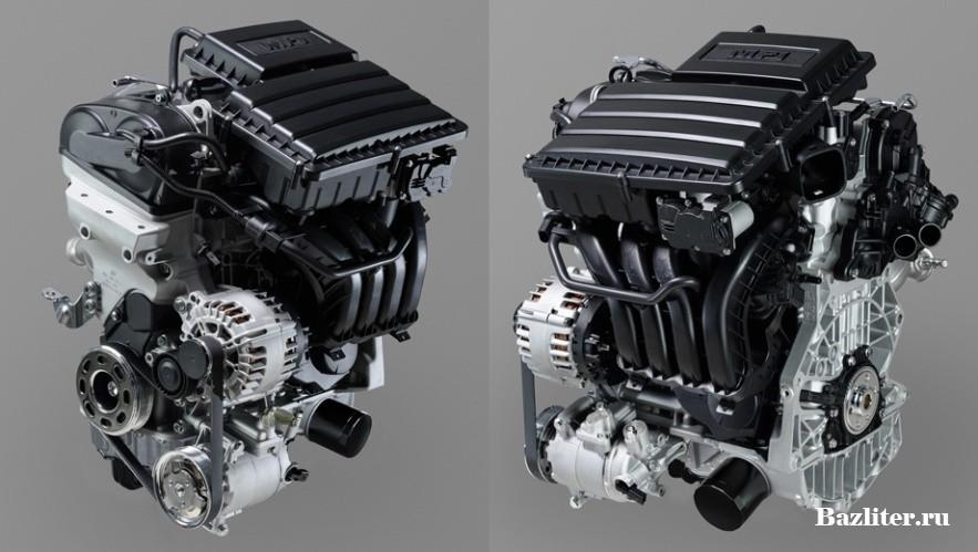 Mpi (multi point injection) двигатель: что это такое