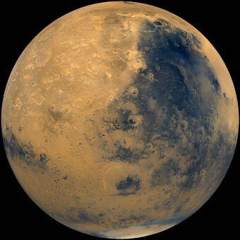 Марс ? строение, описание, атмосфера, орбита, поверхность, фото и видео