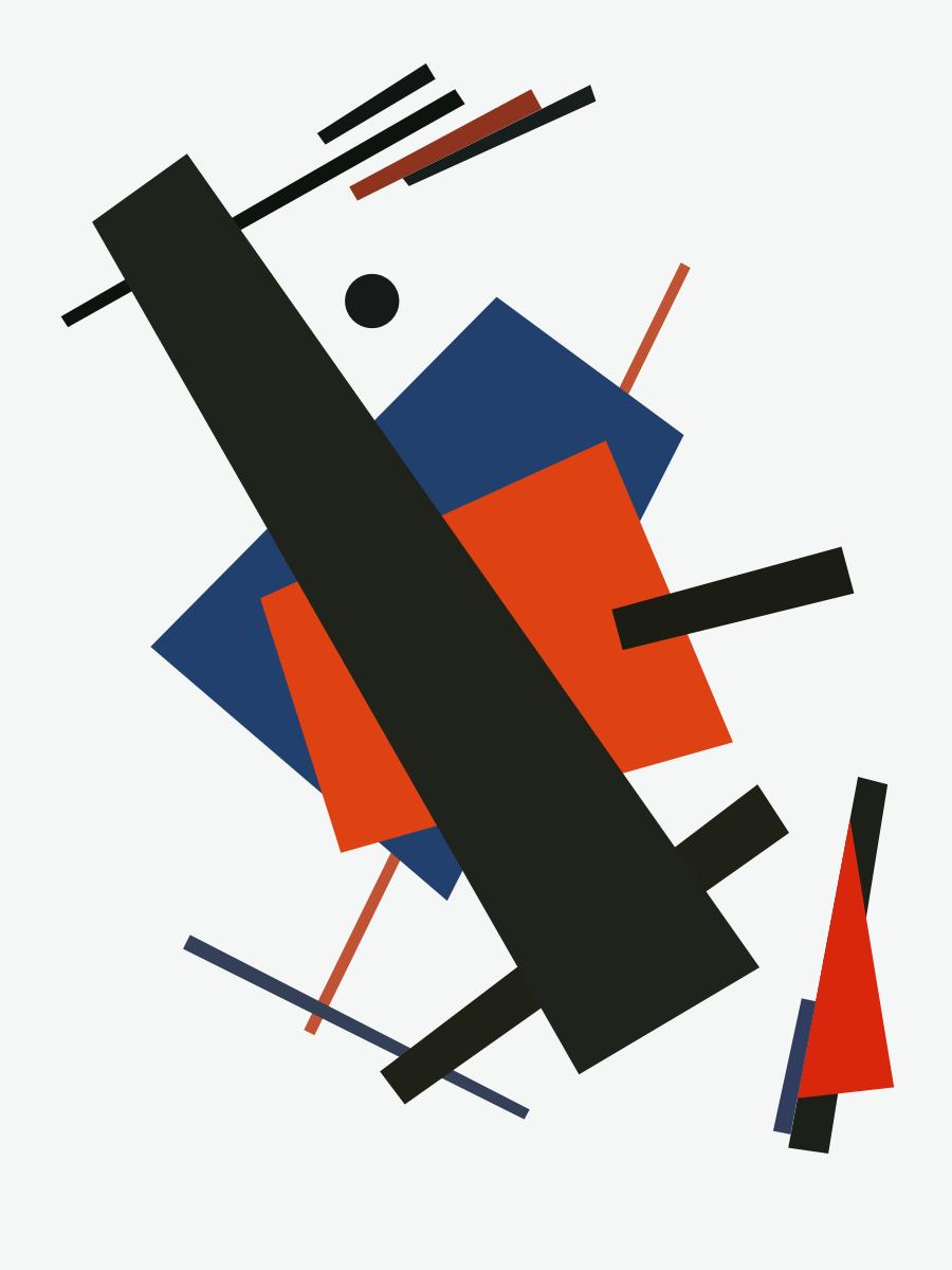 Супрематизм — искусство за гранью реальности: суть стиля, особенности, известные художники-супрематисты