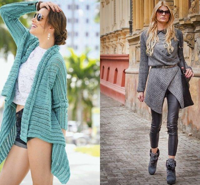 С чем носить женский джинсовый кардиган | кардиган — статьи об этом виде одежды