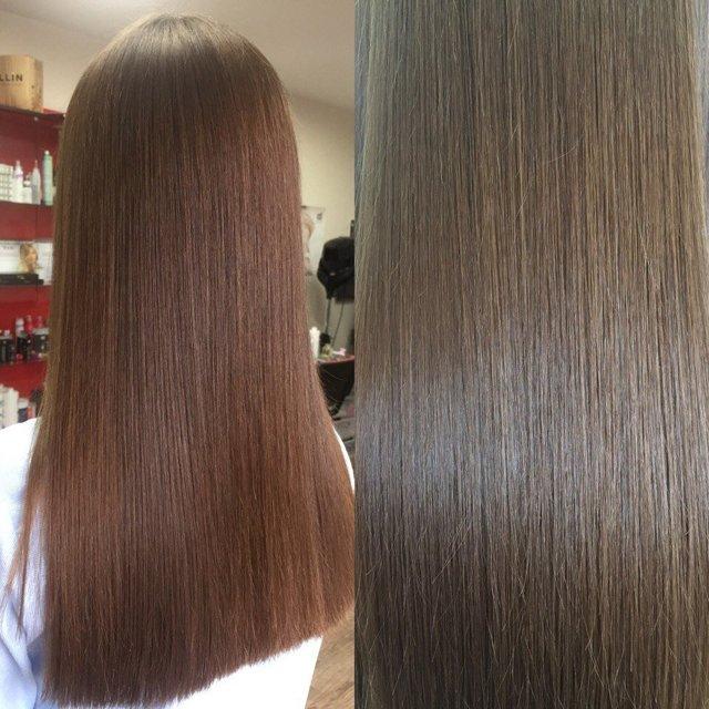 Полировка волос - что это за процедура, плюсы и минусы