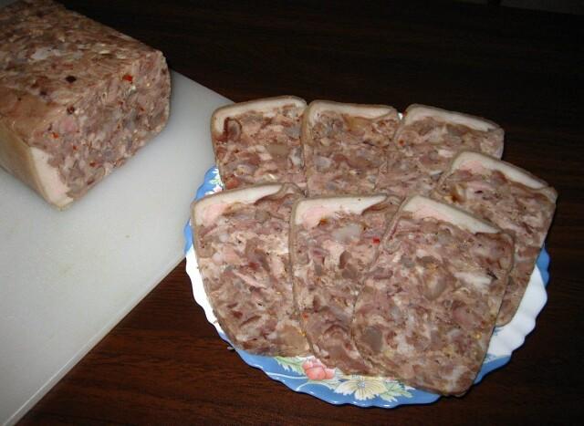 Что приготовить из калтыка свиного. калтык свиной, рецепты приготовления