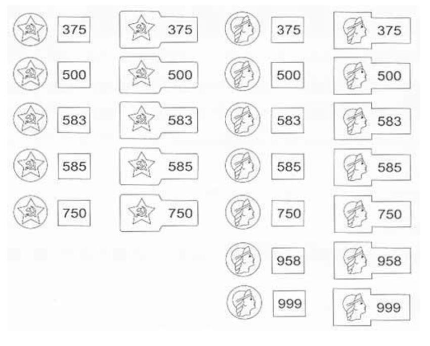56 проба золота (клеймо царской россии) —  что это такое, как проверить подлинность и где его купить или продать