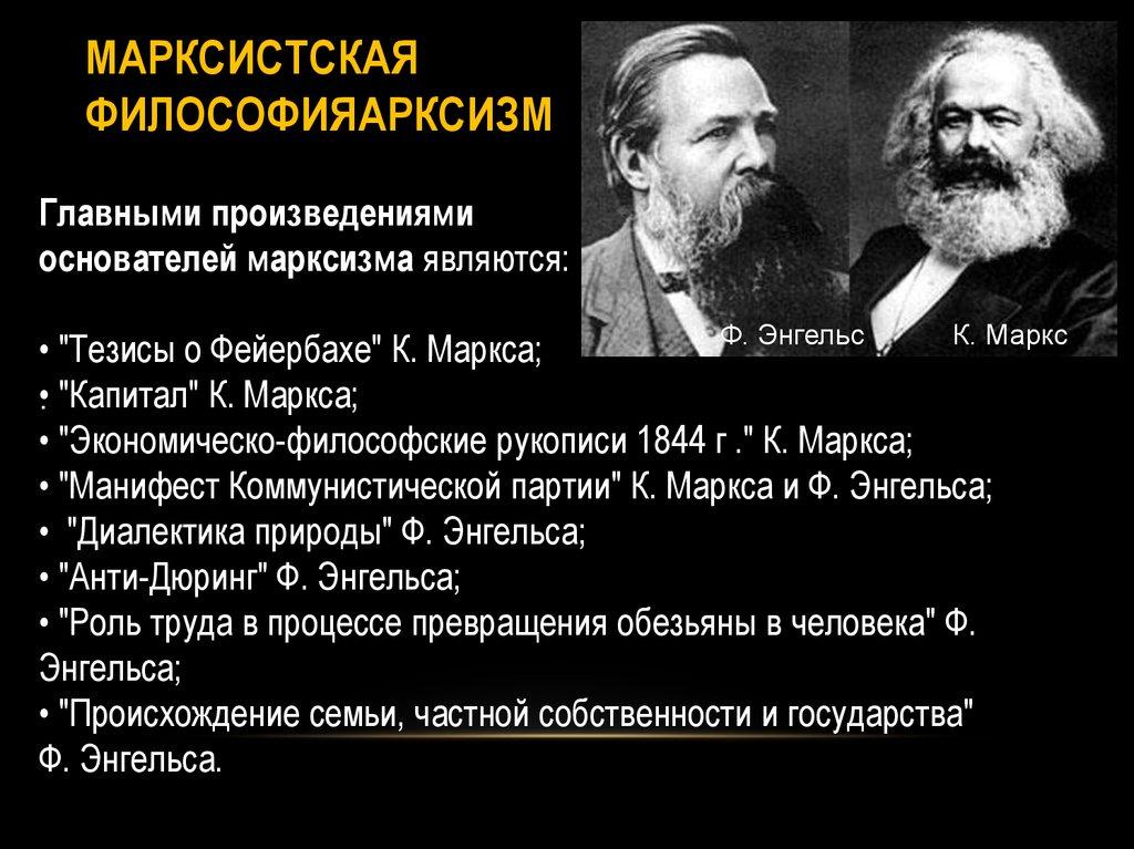 Марксизм – это: кратко и понятно о возникновении и основных положениях теории, кто такие марксисты
