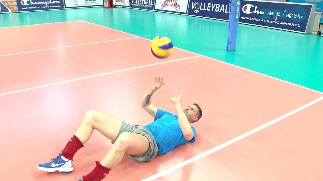 Зоны в волейболе - твой волейбол