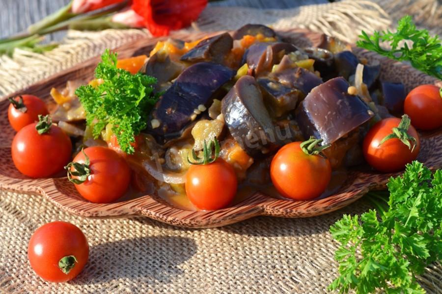 Овощное соте из овощей - 17 домашних вкусных рецептов