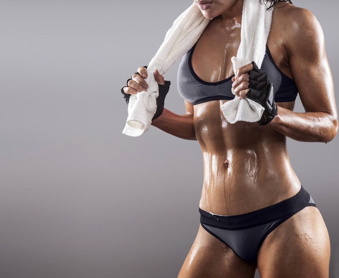 Сушка тела для мужчин: программа тренировок и питание