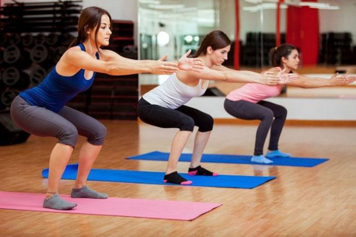 Приседания плие: техника и особенности упражнения