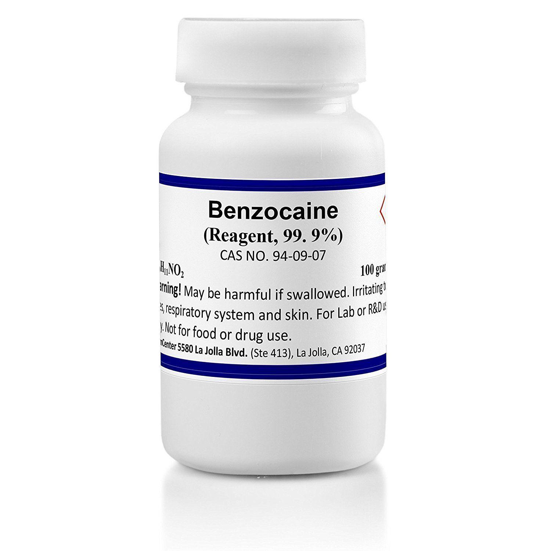 Бензокаин — википедия. что такое бензокаин