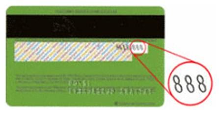 Cvv код на карте сбербанка где посмотреть, как узнать без карты?