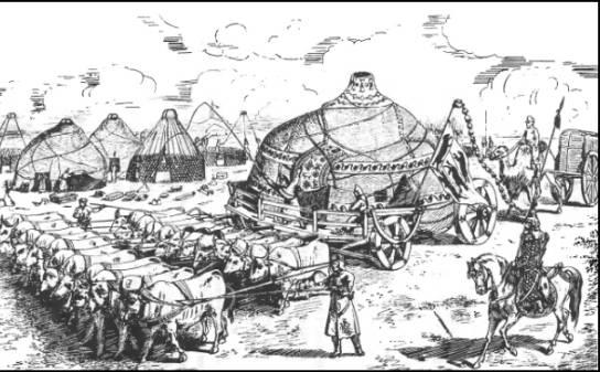 Рафаэль хакимов, «великая татария»: золотая орда — реальное время
