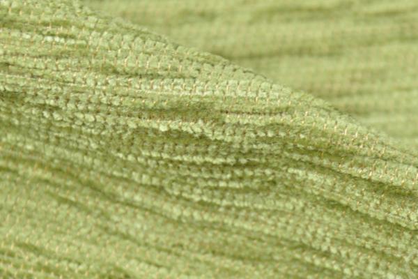 Шенилл — обивочная ткань со сложным рисунком плетения