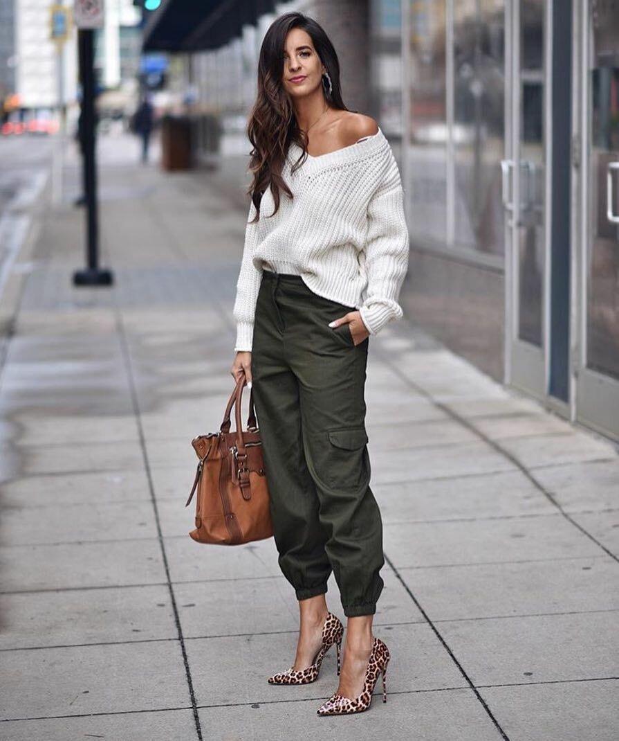Как выглядят и с чем носить мужские штаны джоггеры?