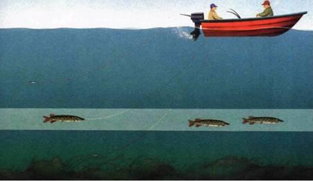 Троллинг. часть 1 - спортивное рыболовство
