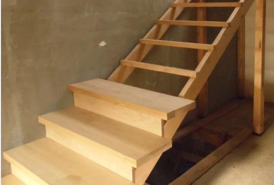 Что такое лестничный марш - всё о лестницах