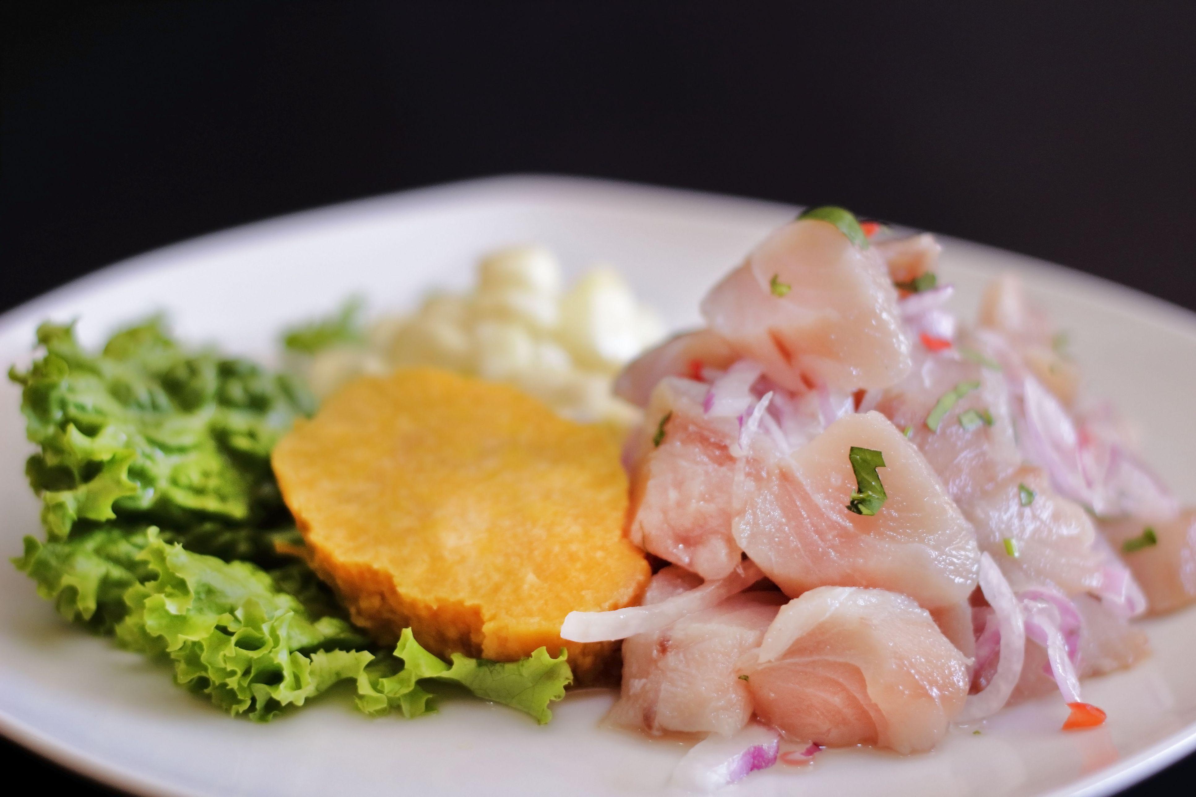 Севиче из тунца – кулинарный рецепт