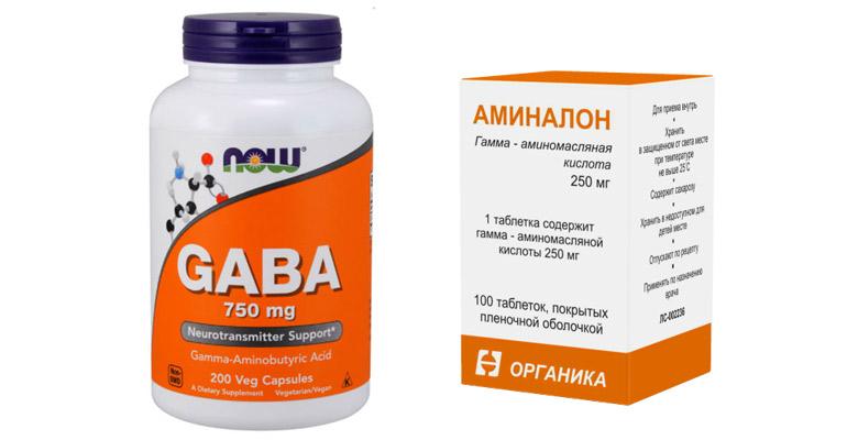 Габа - это что такое... инструкция по применению, состав и отзывы - tony.ru