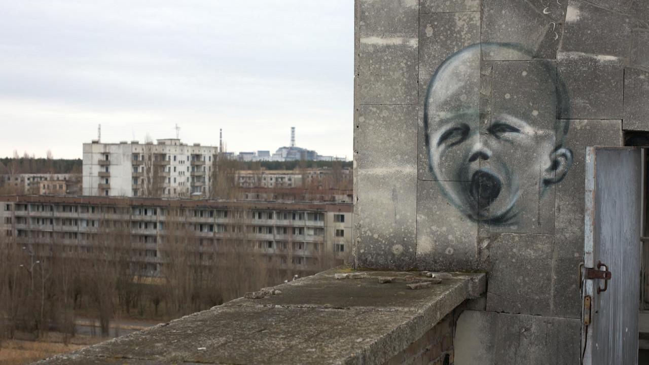 Чернобыль. история города, что было до аварии