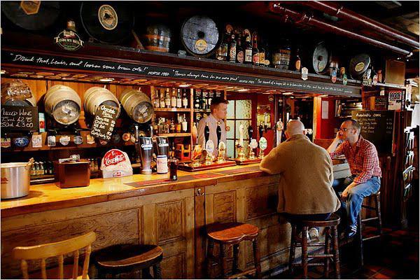 Что такое паб и в чем его отличие от традиционных кафе и баров? :: businessman.ru