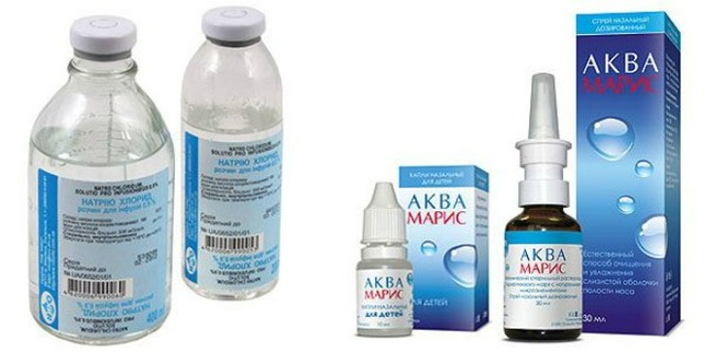 Физраствор (натрия хлорид) - универсальное лечебное средство