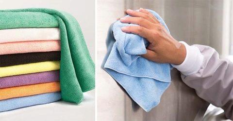 Микрофибра что это за ткань: свойства и состав