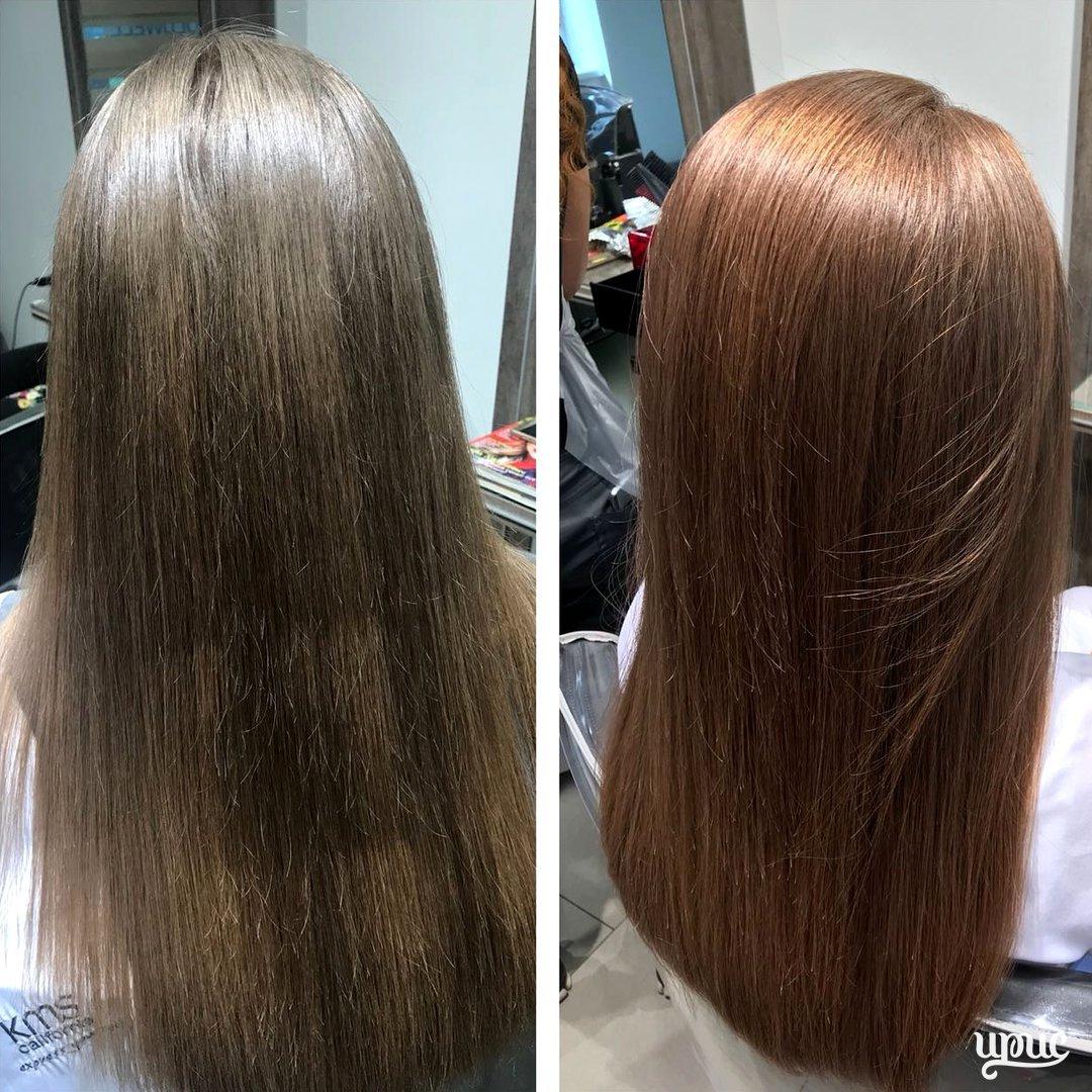 Тонирование волос после осветления: пошаговая инструкция, техника выполнения, фото и отзывы - janet.ru