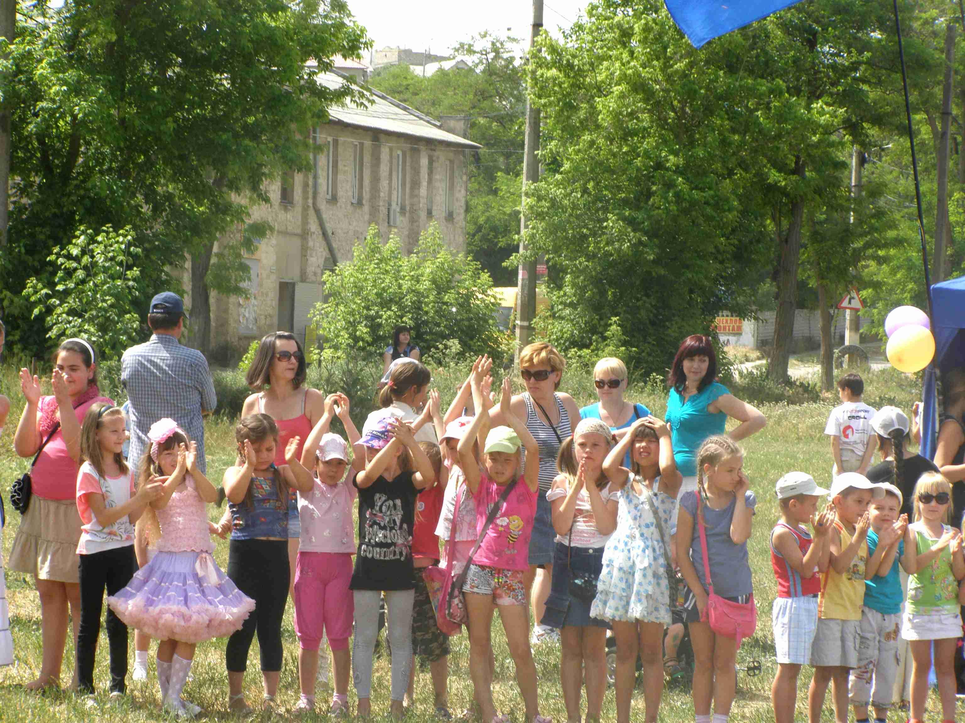 День защиты детей: история и задачи праздника