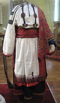 Понёва — википедия