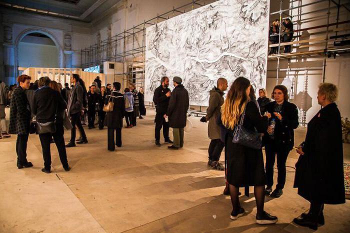 Московская биеннале современного искусства :: syl.ru