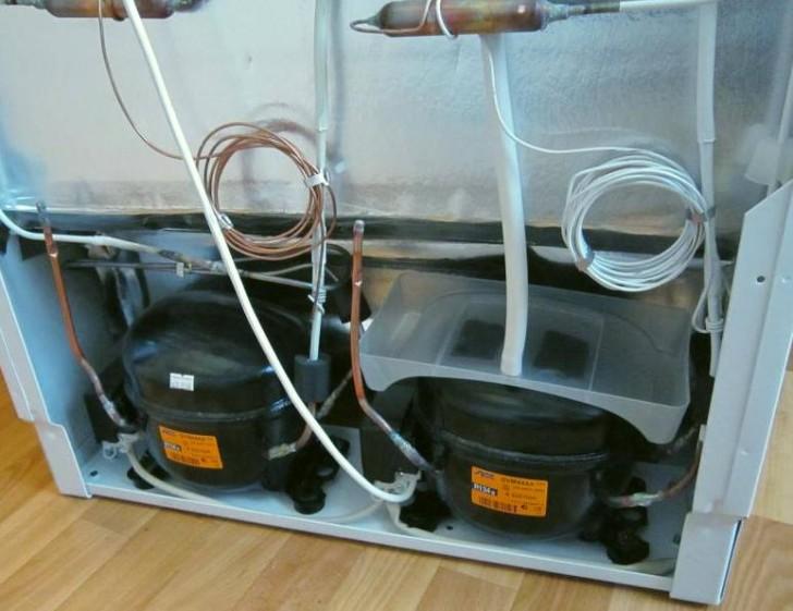 Что такое ручное размораживание морозильной камеры
