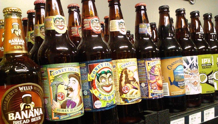 Крафтовое пиво - что это такое? крафтовое пиво в москве
