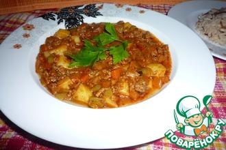 Овощное рагу (98 рецептов с фото) - рецепты с фотографиями на поварёнок.ру