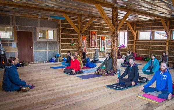 Vipassana meditation: с. н. гоенка