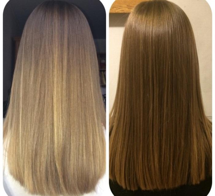 Тонирование волос: в чем отличие от окрашивания?