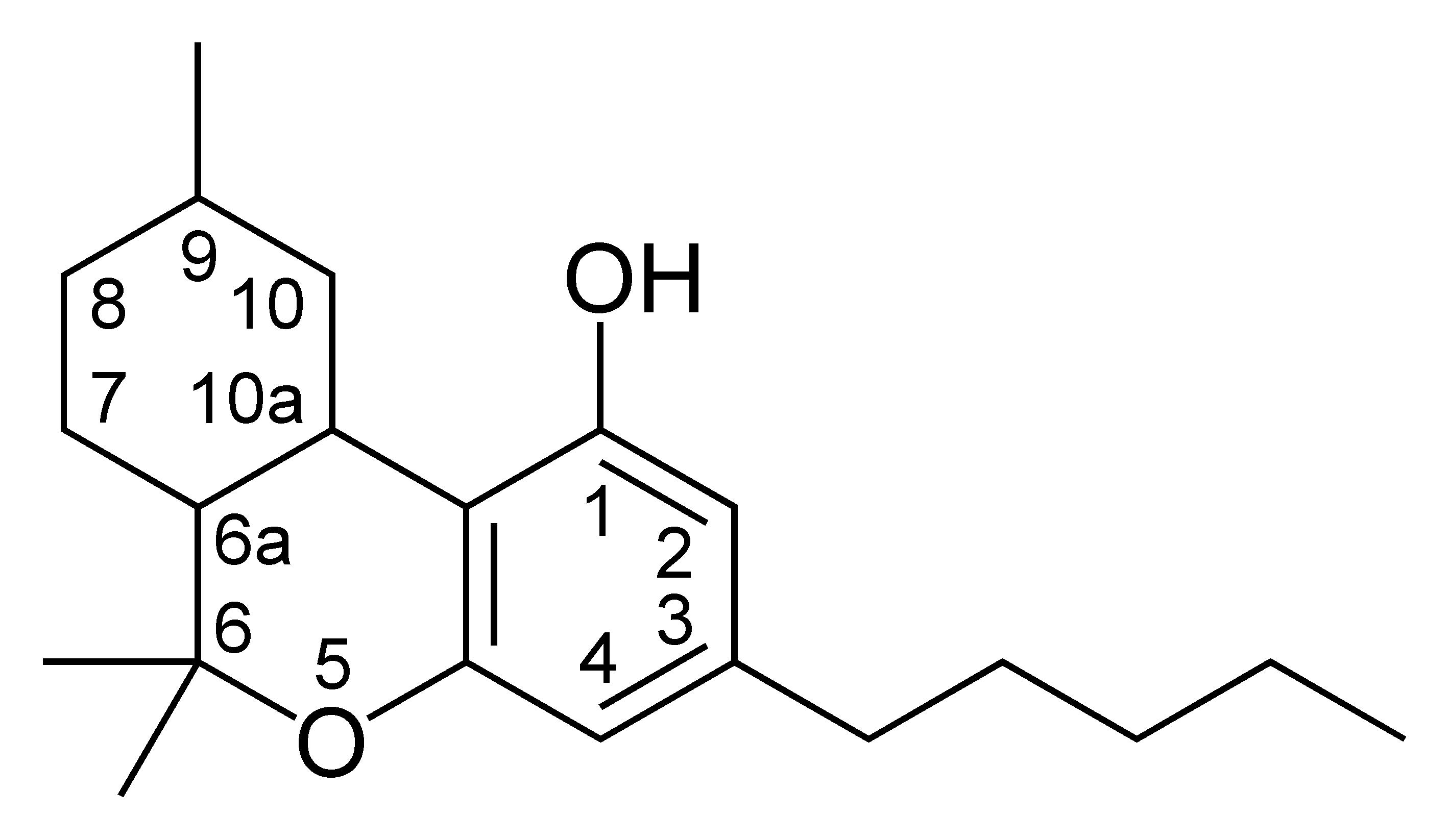 Тетрагидроканнабинол — википедия