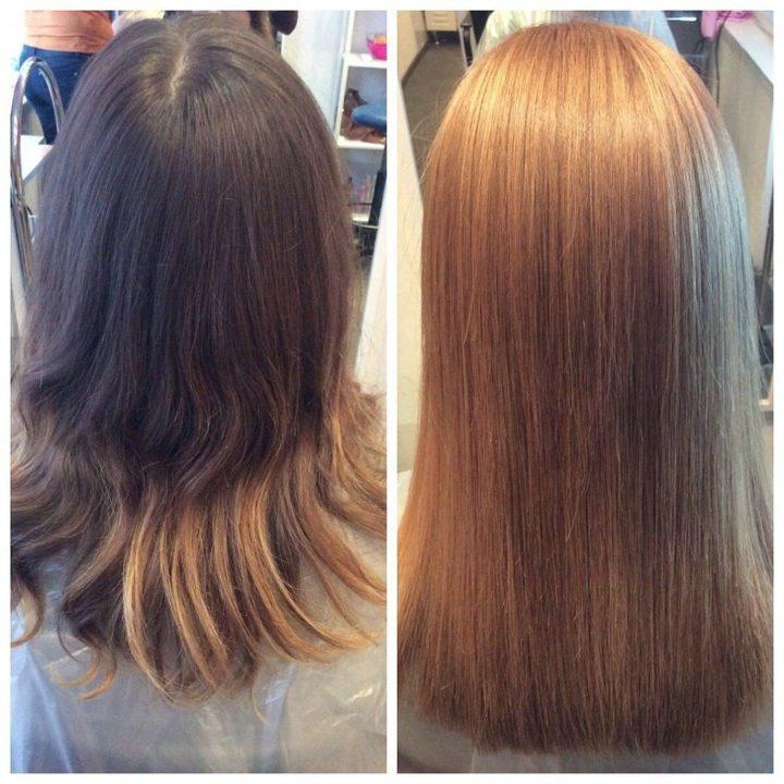 Ламинирование волос – что это такое?
