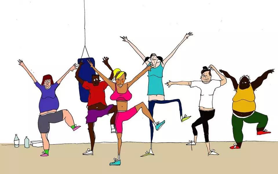 Черлидинг: любите ли вы спорт и танец так, как любим его мы? - спорт для детей
