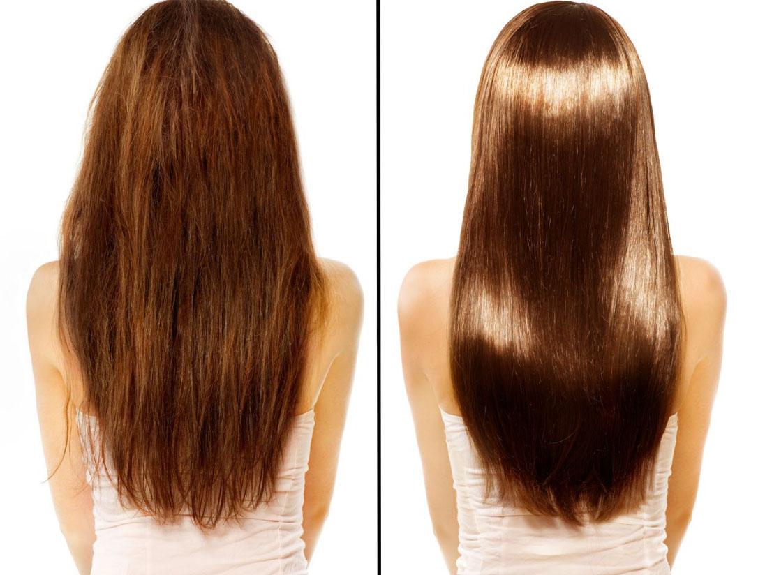 Кератиновое выпрямление волос: плюсы и минусы, уход за волосами после процедуры