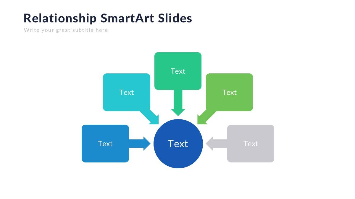 Компмышь: рисунки smartart: создание и изменение