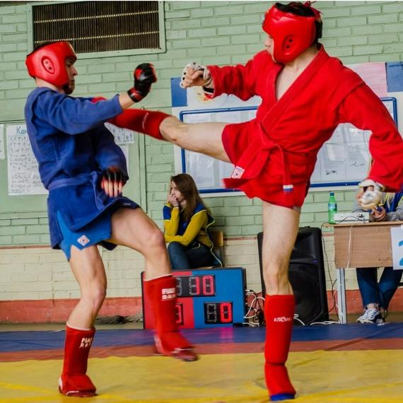 Самбо — боевое искусство, отработанное на советских хулиганах