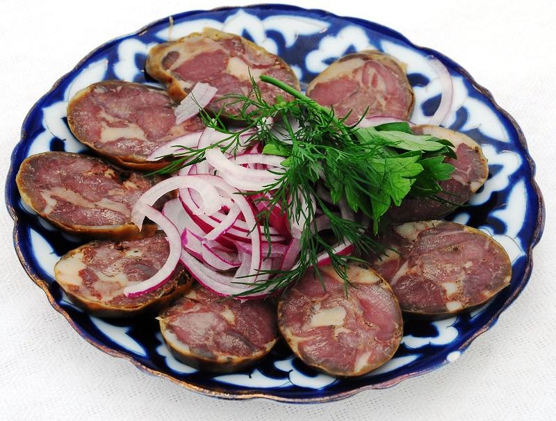 Казы как делают самый знаменитый казахский деликатес