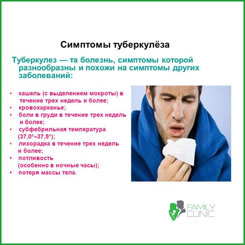 Что такое туберкулез легких, что делать, как понять